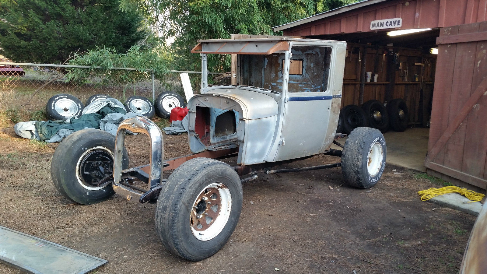 1929 ford model a truck project for sale. Black Bedroom Furniture Sets. Home Design Ideas