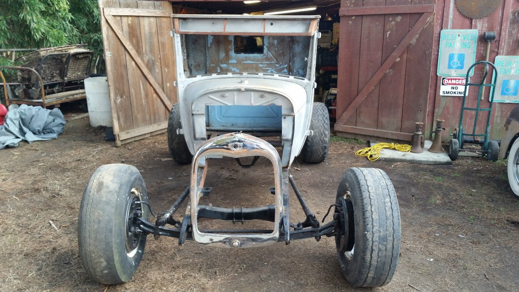 Ford Model A Truck Project For Sale X on 1967 Ford Falcon Wagon