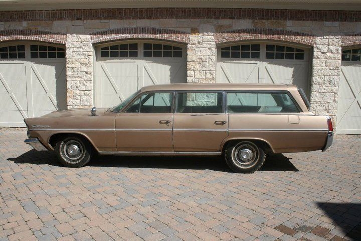 1963 Pontiac Catalina Safari Wagon Project