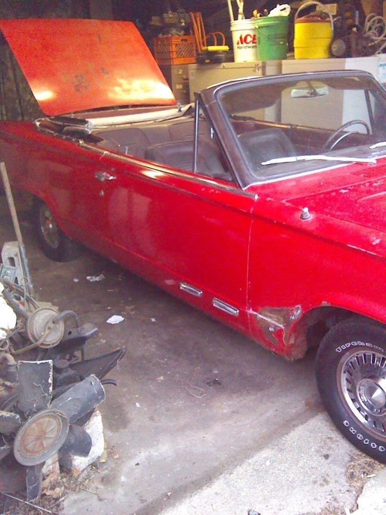 1965 Dodge Dart GT Convertible nice project