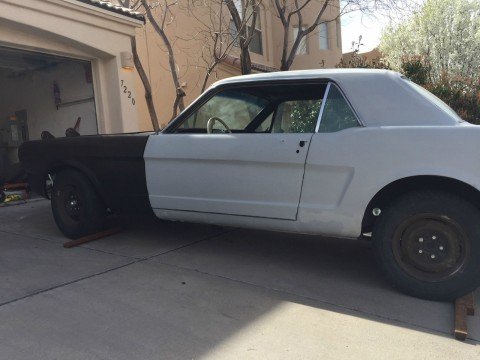 1965 Ford Mustang Pro Touring Project TCI Suspension for sale