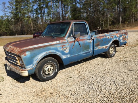 1967 Chevrolet C 10 Project for sale