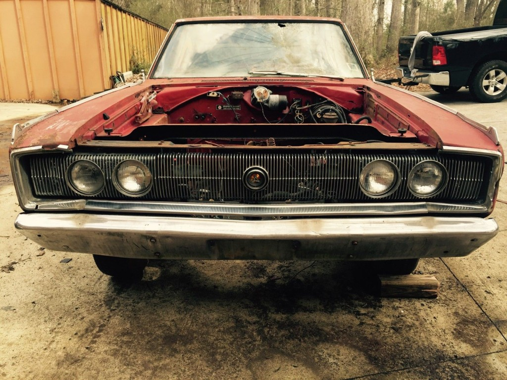 1967 Dodge Charger 383 Body
