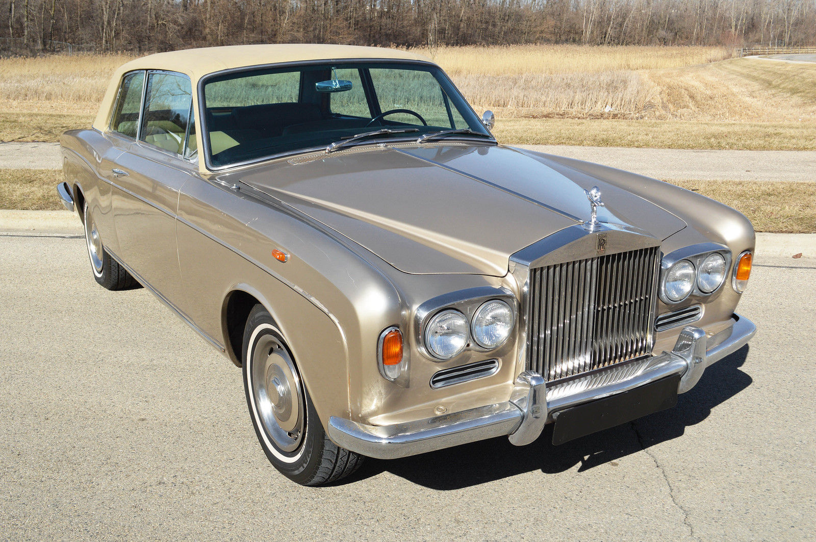 1967 rolls royce corniche 2 door fixed head coupe for sale. Black Bedroom Furniture Sets. Home Design Ideas
