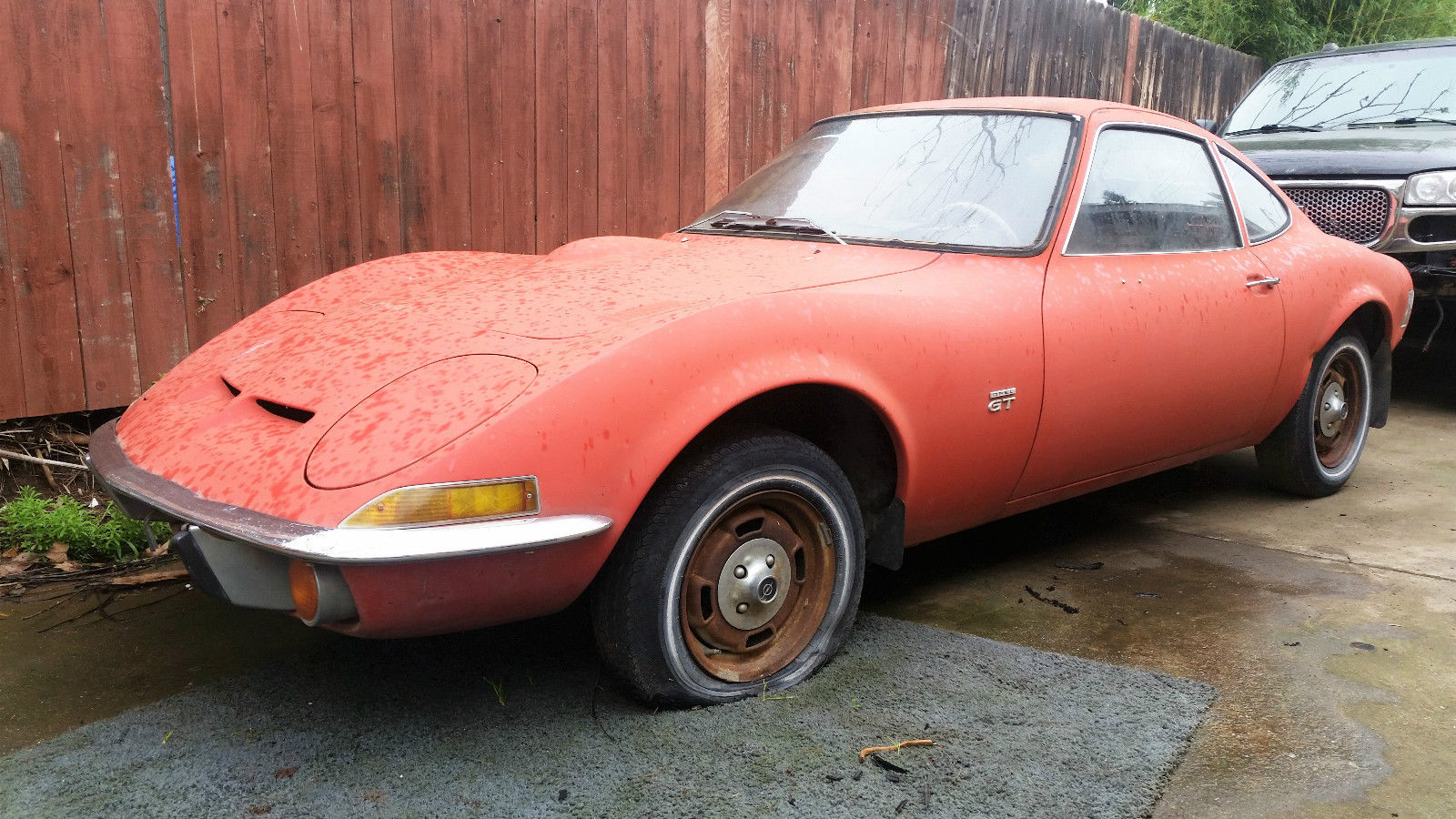 1977 Corvette For Sale >> 1968 Opel GT Project for sale