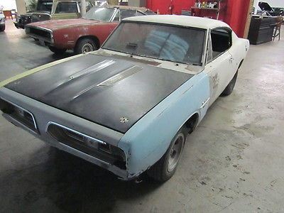 1968 Plymouth Barracuda Project
