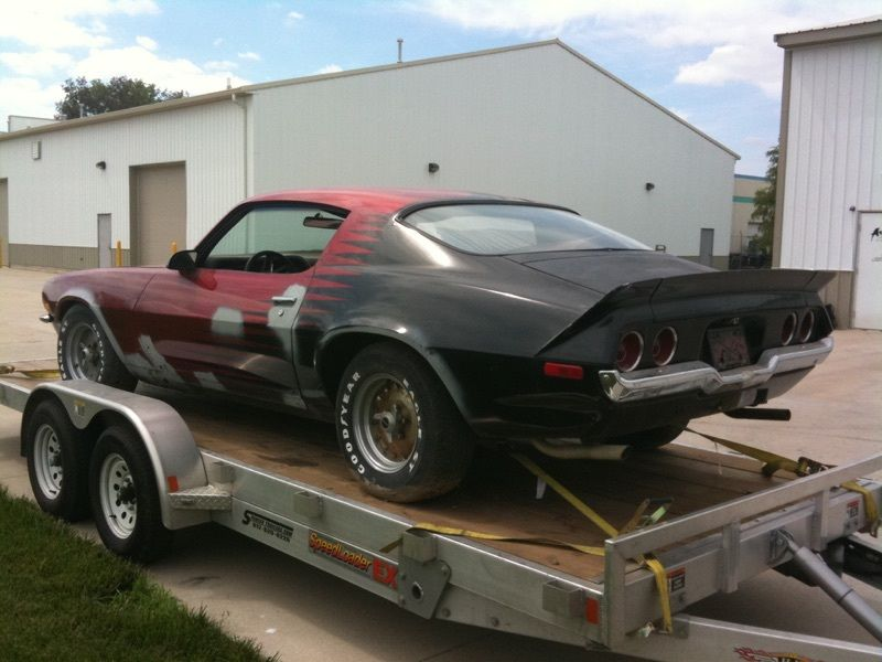 1968 Camaro Project For Sale >> 1970 1/2 Chevrolet Camaro Project car for sale