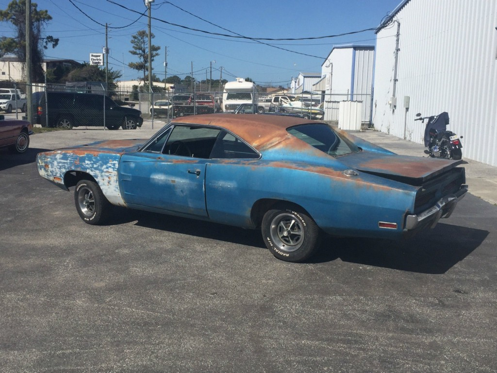 1970 dodge charger rt project car overall solid car for sale. Black Bedroom Furniture Sets. Home Design Ideas
