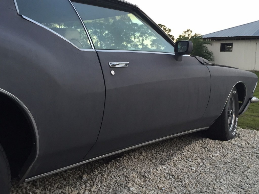 1971 Buick Riviera Boat Tail Project car