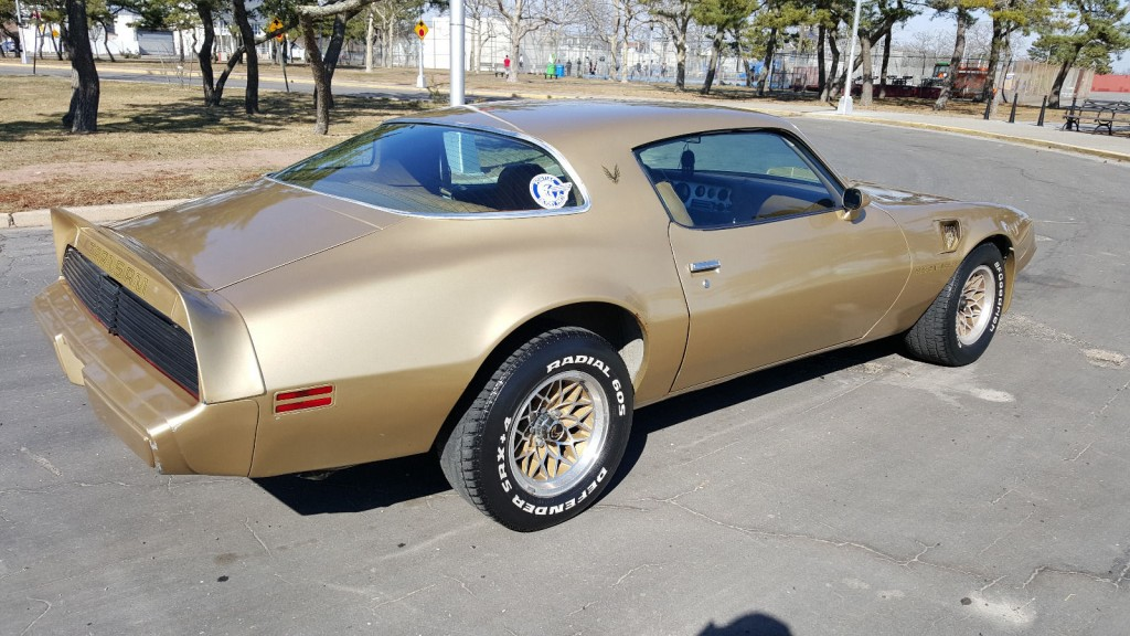 1979 Pontiac Trans Am WS4 project