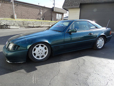 1995 Mercedes Benz SL600 Project for sale