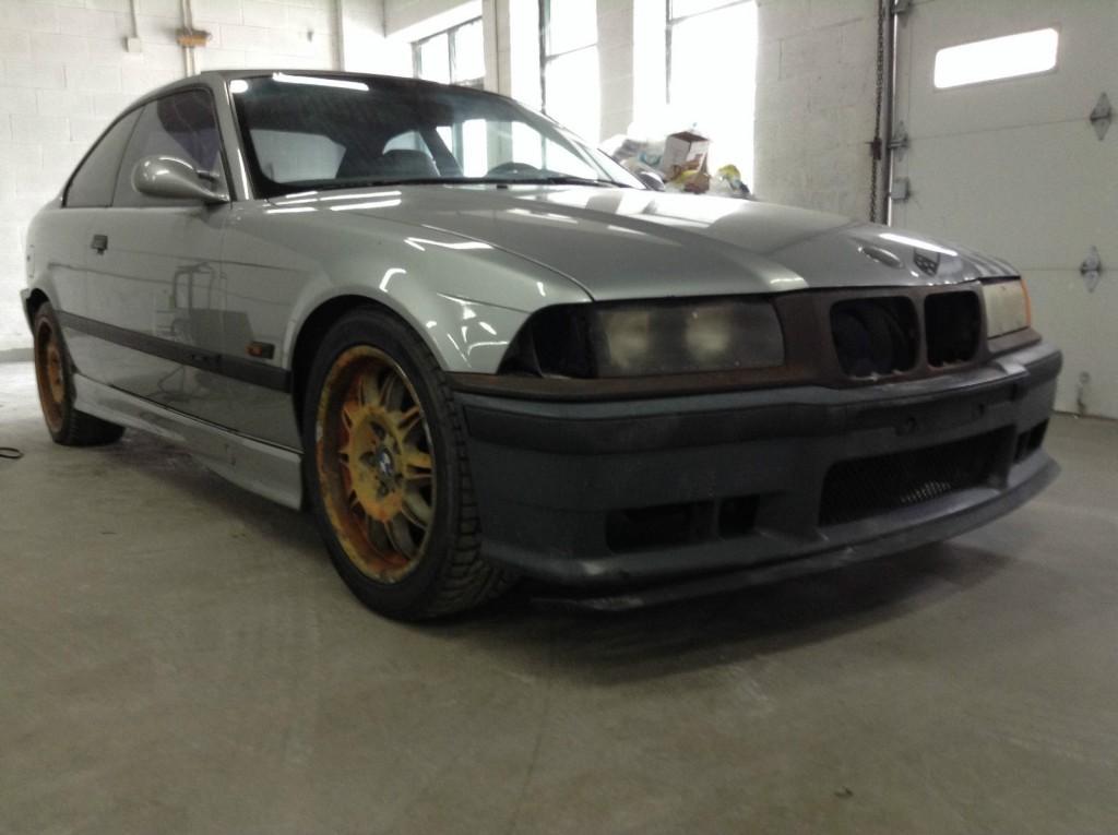 1996 BMW M3 E36 Coupe Project car