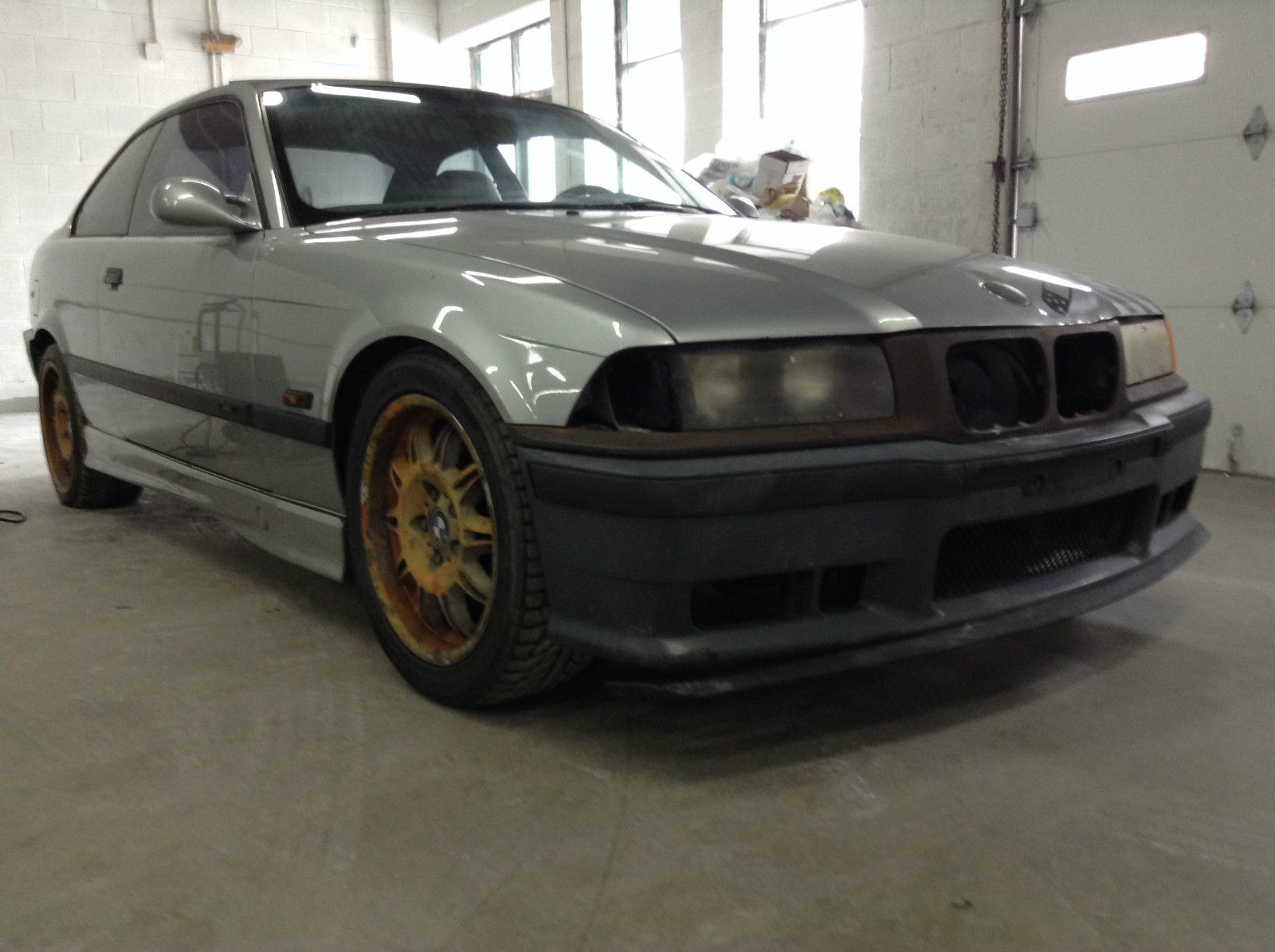1996 Bmw M3 E36 Coupe Project Car For Sale