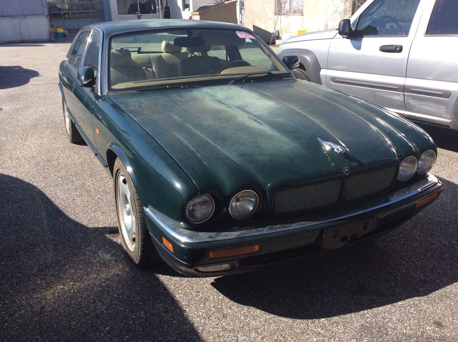Auto Parts For Sale Redding California: 1996 Jaguar XJR (project Car/parts Car) For Sale