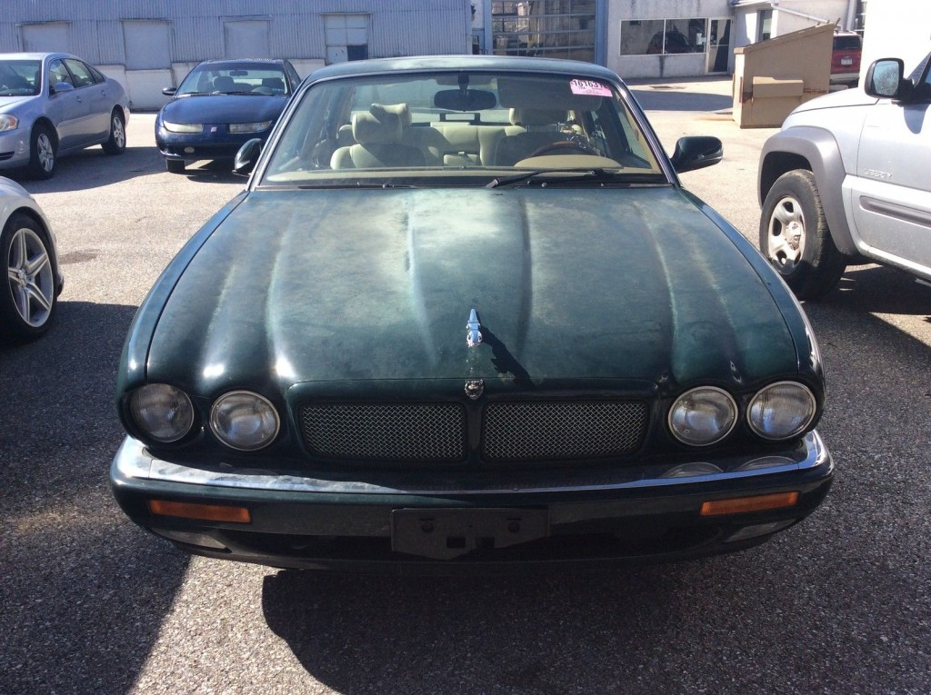 1996 Jaguar XJR (project Car/parts Car)