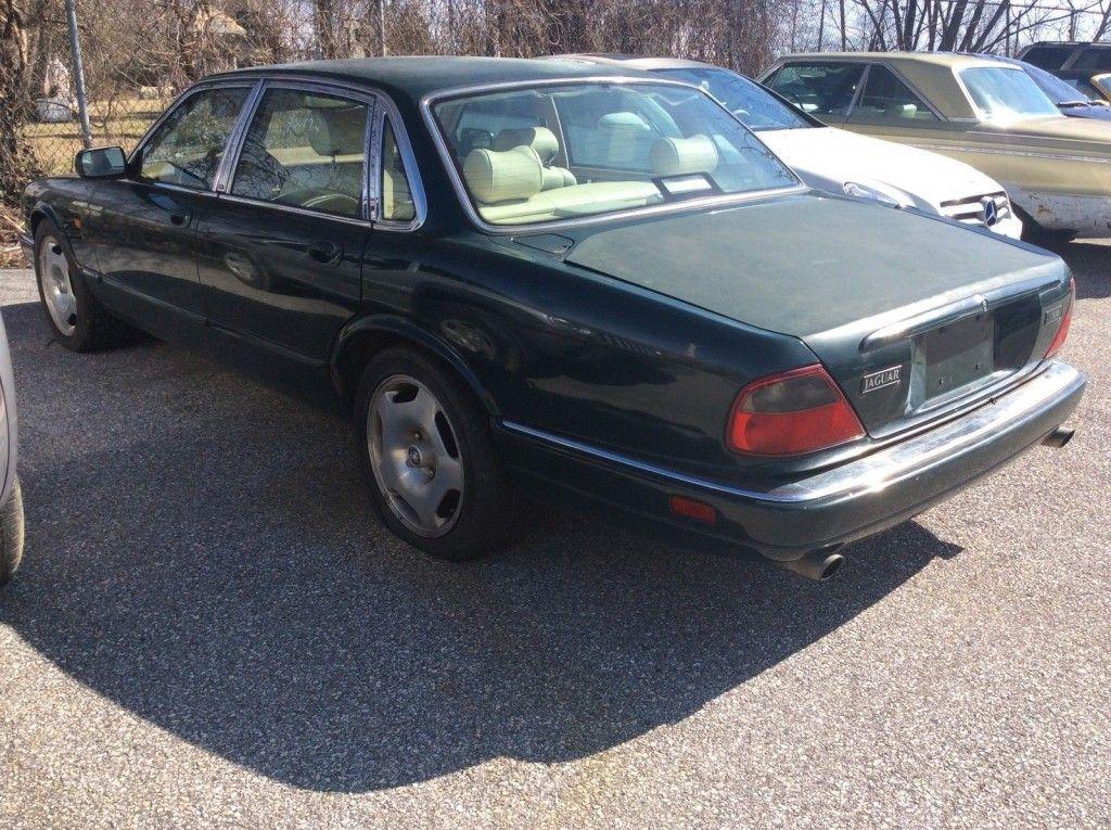 1996 Jaguar XJR (project Car/parts Car)