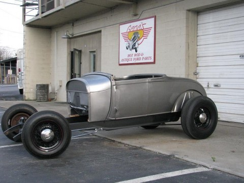 1929 Model A Roadster Project Brookville Body on Pete & Jakes Frame for sale