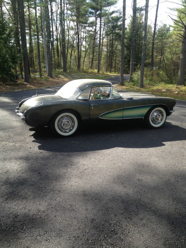 1956 Chevrolet Corvette Project