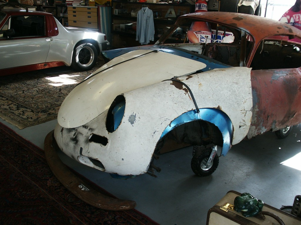 1963 Porsche 356 B T6 Coupe Restoration Project For Sale