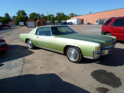 1972 Oldsmobile Toronado Project for sale