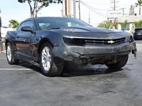 2014 Chevrolet Camaro LS Damaged Rebuilder for sale