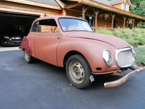 1957 DKW Audii Suicide doors for sale