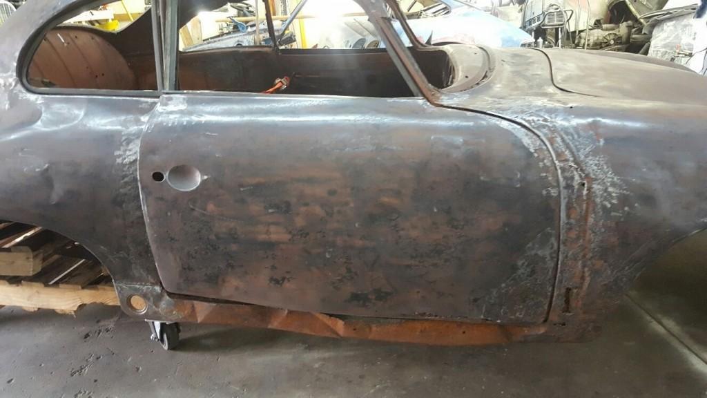 1957 Porsche 356 Project