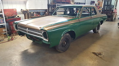 1965 Plymouth Belvedere Sedan Project Nostalgia drag car for sale