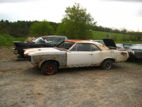 1967 Pontiac GTO 400 Project car for sale