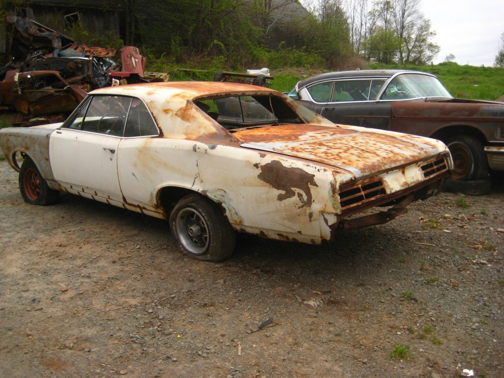 1967 Pontiac GTO 400 Project car