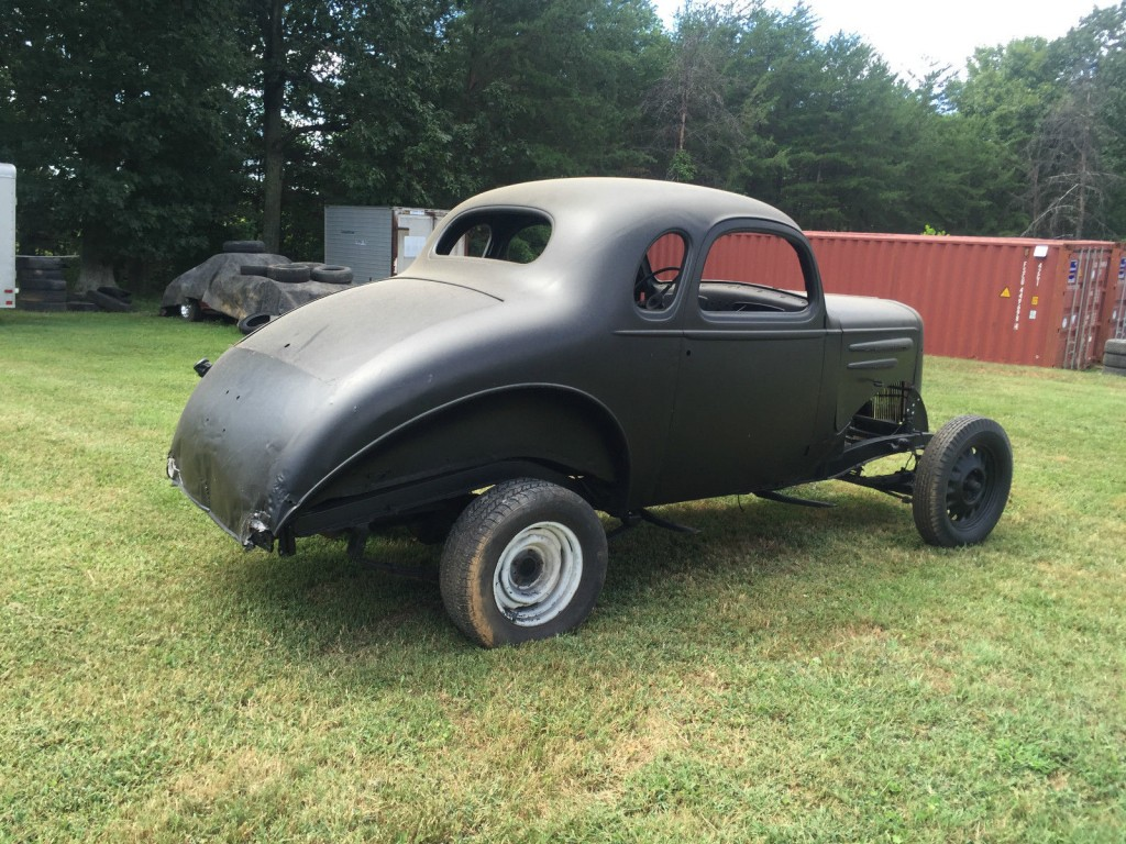 1936 Chevrolet Std Coupe Project For Sale