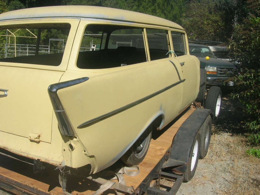 1957 Chevy Handyman 150 Project