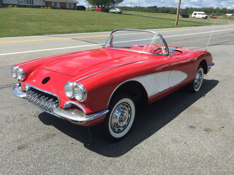 1960 chevrolet corvette convertible project for sale. Cars Review. Best American Auto & Cars Review