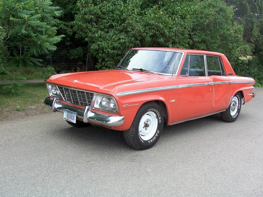 1965 Studebaker Cruiser Thunderbolt V8 Engine Rat Rod Project
