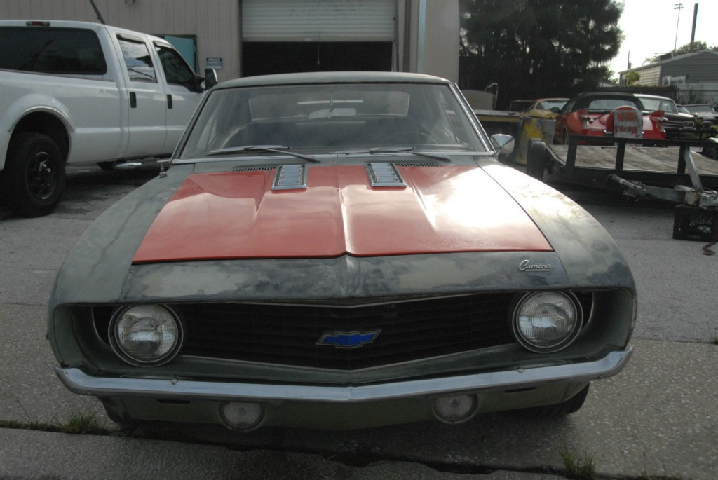 1969 Chevrolet Camaro Project car