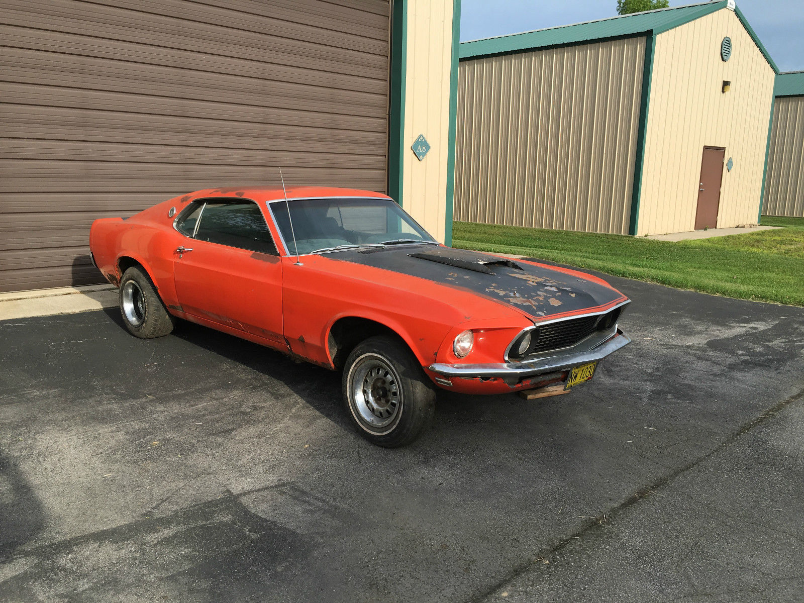 67 mustang project used cars