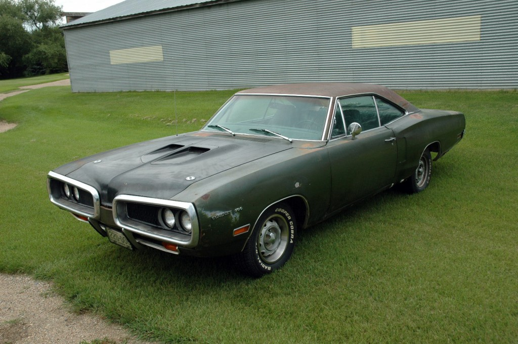 1970 Dodge Coronet 500 Driving Project car