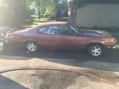 1971 Plymouth Duster Project for sale