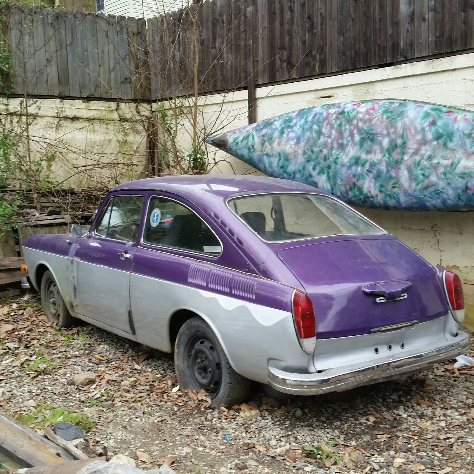 1972 volkswagen project car for sale for Motor cars for sale