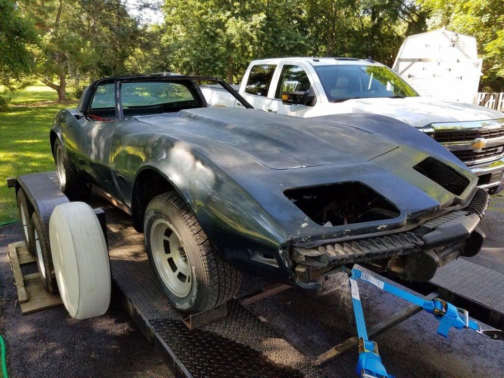 1979 Chevrolet Corvette L82 Project