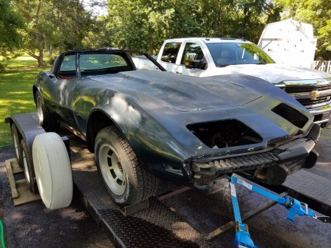 1979 Chevrolet Corvette L82 Project for sale