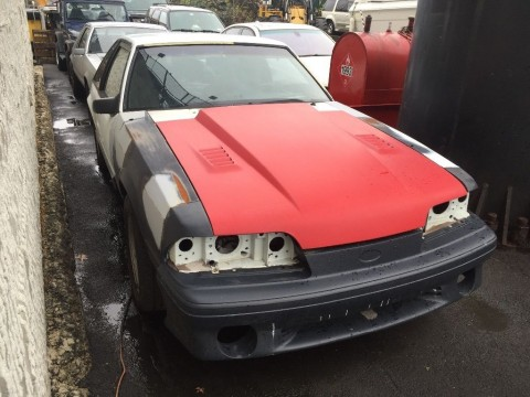 1989 Ford Mustang GT Project for sale