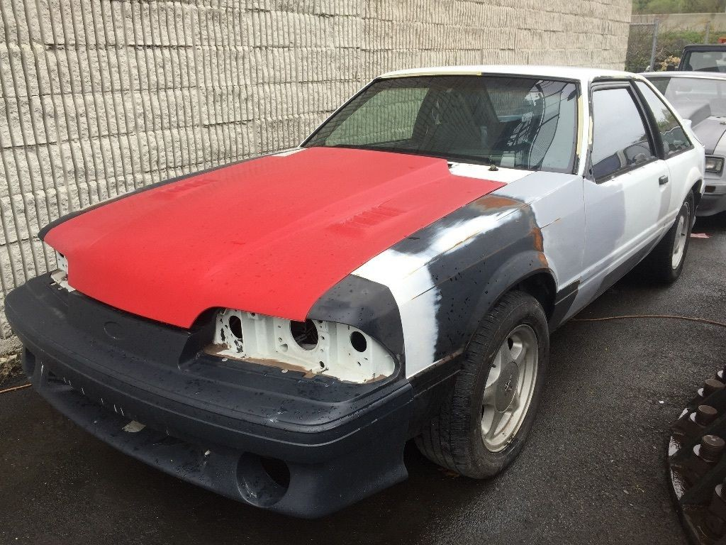 1989 Ford Mustang GT Project