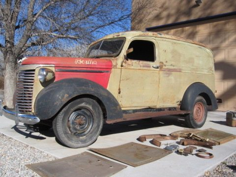 1940 Chevrolet Panel Delivery Truck as the perfect project car for sale