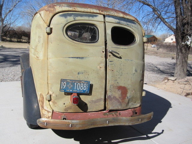 1940 Chevrolet Panel Delivery Truck as the perfect project car