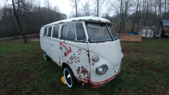 1965 volkswagen split window bus all original for 16 window vw bus for sale