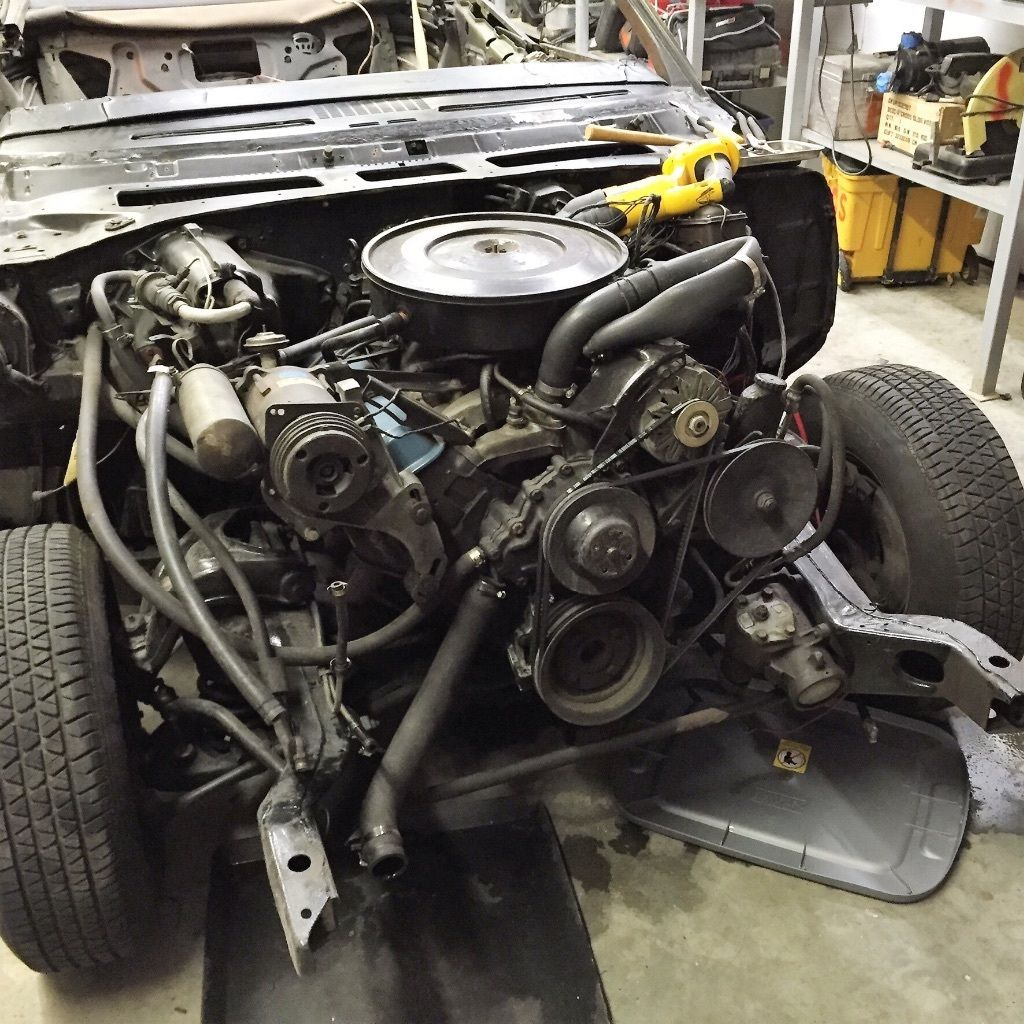 1970 Pontiac GTO Clone Convertible Project car
