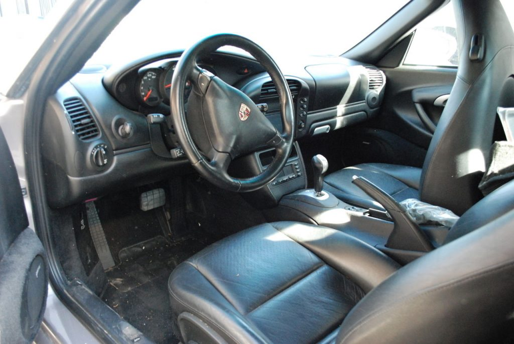 2003 Porsche Boxster Roadster ideal for a LS1 Conversion