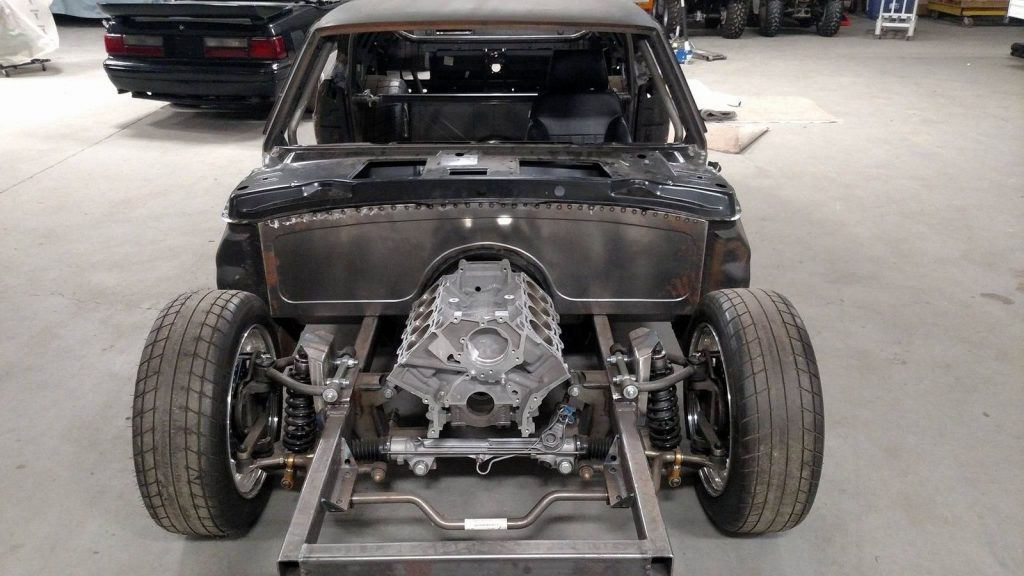 Pro Touring project car – 1969 Ford Mustang Fastback
