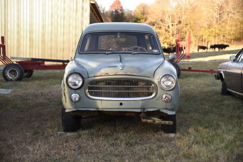 Rare 1960 Peugeot 403 Wagon Project (very solid) for sale
